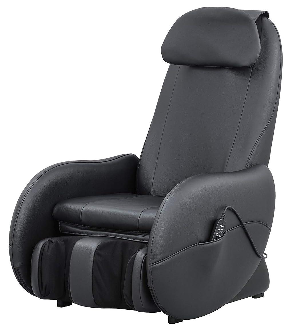金額絶妙管理スライヴ くつろぎ指定席Light マッサージチェア CHD-3500-BK ブラック 正規品 おしゃれ コンパクト 小型