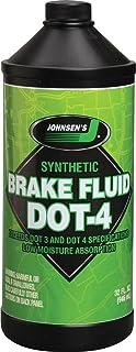 Johnsen's 5032 Premium Synthetic DOT-4 Brake Fluid - 32 oz.