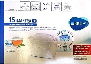 Brita 15 x Maxtra+ waterfilter, filterpatroon voordeelverpakking