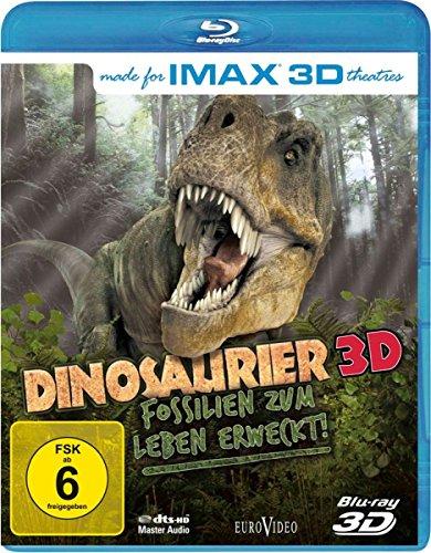 IMAX: Dinosaurier 3D - Fossilien zum Leben erweckt! [3D Blu-ray]