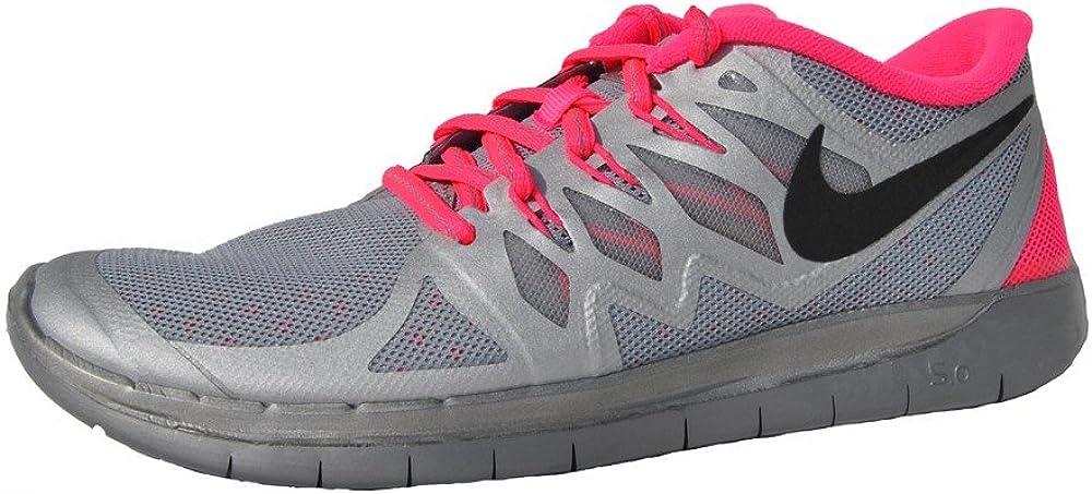 Último Interminable Realmente  Amazon.com | Nike Free 5.0 Flash Junior Running Shoe | Running