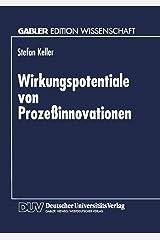 Wirkungspotentiale von Prozeßinnovationen Taschenbuch