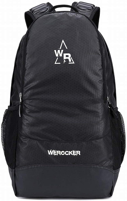 Klerokoh Rucksack Airbag Basketball Tasche Sport Fitness Tasche Reiserucksack