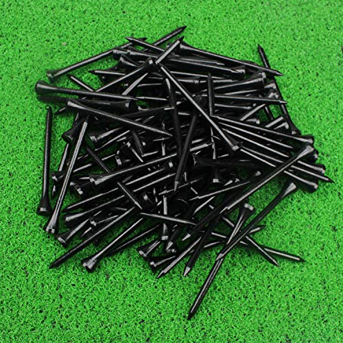 MYKUJA Bamboo Golf Tee 3-1/4 inch Pack of 100
