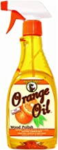 Howard ORS016 Orange Oil Wood Polish - 16 oz - 3 Pack Bundle