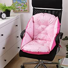 Chair Cover, Non-Slip Comfortable Back Cushion,Office Car Home Chair seat Thicken Cushion Pads Back Sciatica Relieve for A...