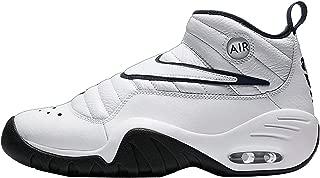 Nike Air Shake NDestrukt White/White-Midnight Navy (8.5 D(M) US)