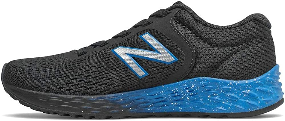 New Balance Kids' Max 68% OFF Fresh Foam Shoe Running Bungee Spring new work V2 Arishi