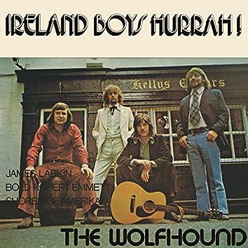 Ireland Boys Hurrah!