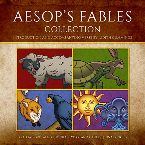 Aesop's Fables Collection cover art