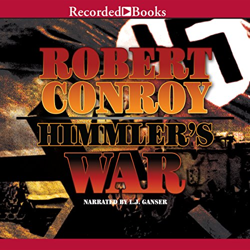 Himmler's War audiobook cover art