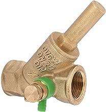 Rückschlagventil für 19 und 25 mm Wasser Rückflussverhinderer Wasserstop