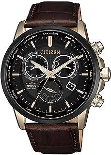 سيتيزن ساعة رسمية للرجال انالوج بعقارب جلد - BL8156-12E