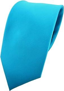 TigerTie Designer - Cravatta di raso in tinta unita