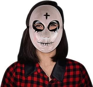 Gmasking 2019 The Horror Eradicate Killer Cross Mask Anarchy Halloween Costume Mask