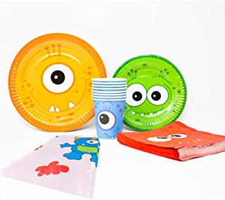 Best monster birthday party supplies Reviews