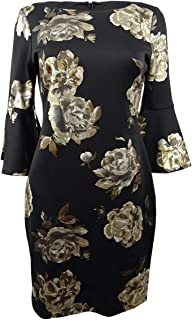 Best black and gold dress with sleeves Reviews