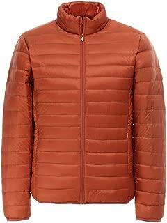 Mens Classic Lightweight Packable Down Sweater Jacket