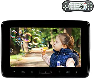 10.1 Inch Car DVD Player with Headrest Mount for Kids, DVD Player for Car with Remote Control, Games Disc,Inhalation Drive...