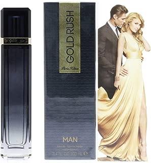 Gold Rush Man For Men 3.4 Fl oz EDT Spray By Paris Hilton