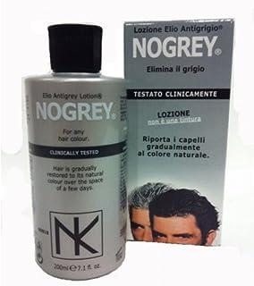 Nicky Chini® - Elio NoGrey - Loción para eliminar el pelo gris 200 ml elimina las canas