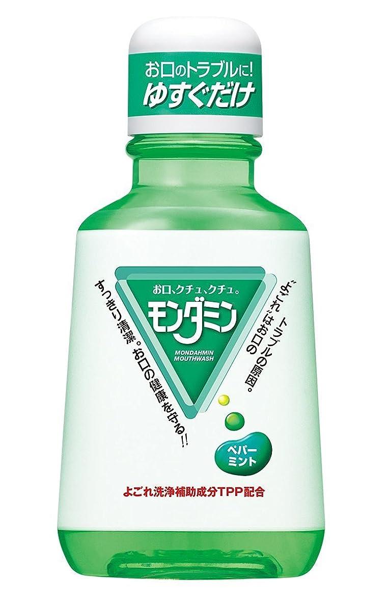 【アース製薬】モンダミン ペパーミント 80mL ×20個セット
