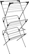 Vileda Sprint 3-Tier Indoor Airer, Steel, Silver, 6 x 68 cm