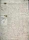 Leonardo da Vinci – Codex Leicester Cosmology by Leonardo