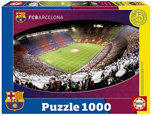 15477   Puzzle 1000 Piezas del Camp NOU, F.C. Barcelona
