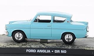 Ford Anglia, James Bond 007 , light blue, Model Car, Ready-made, SpecialC.-007 1:43
