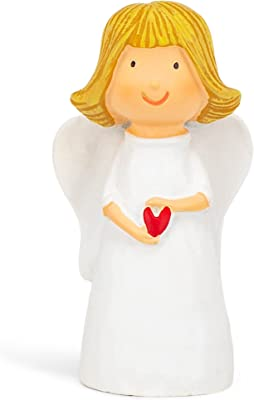Dicksons Teaching is A Work of Heart Yellow Pencil 2.5 inch Resin Decorative Tabletop Figurine with Card