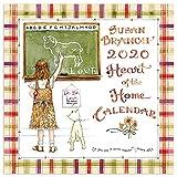 2020 Susan Branch Heart of the Home Wall Calendar
