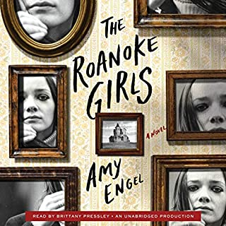 The Roanoke Girls audiobook cover art