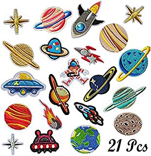 solar system patches