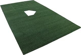 Premium 12' X 6' Softball/Baseball Hitting Mat- No Lines