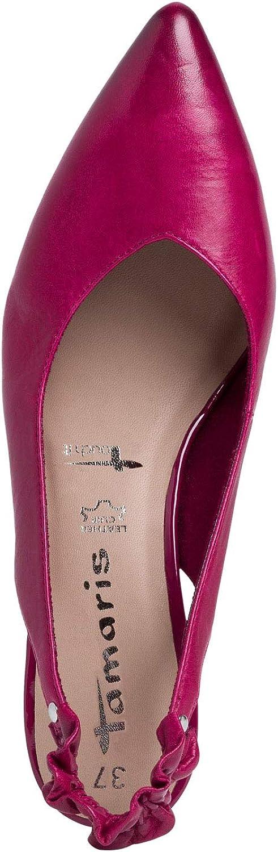 Tamaris 1-1-29602-24 Scarpe col Tacco con Cinturino Dietro la Caviglia Donna