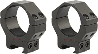 TAC Vector Optics Tactical Mark 34mm or 35mm Riflescope Scope Picatinny Mount RingColor Black