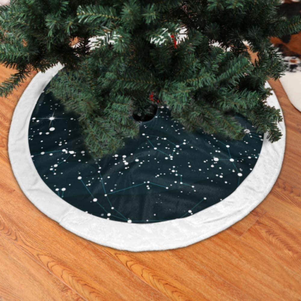 Amazon Com Zxn Christmas Tree Skirt 48 Inch Cartoon Space Background With Bright Stars Night Vector Printed Christmas Decorations Indoor Outdoor Home Kitchen Check out inspiring examples of cartoon_tree artwork on deviantart, and get inspired by our community of talented artists. amazon com