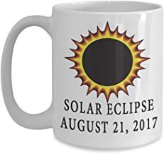Total Solar Eclipse Mug - Path of Totality by State