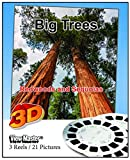 Big Trees, Redwood Highway - Sequoia and Kings Canyon - Classic ViewMaster 3Reel Set - 21 3D Images