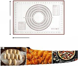 HJKHJK e Tapis de Cuisson Feuille Pizza D Support de Fabricant antiadhésif Pâtisserie Gadgets de Cuisine Outils de Cuisson...