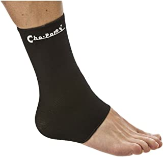 """Cho-Pat Ankle Compression Sleeve - Supports & Protects Ankle Pain & Discomfort - Recommended by Medical Professionals (Large, 10.75""""-11.75"""")"""