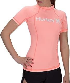 Hurley Women's Sun Shirt Rashguard SPF 50+ Protection