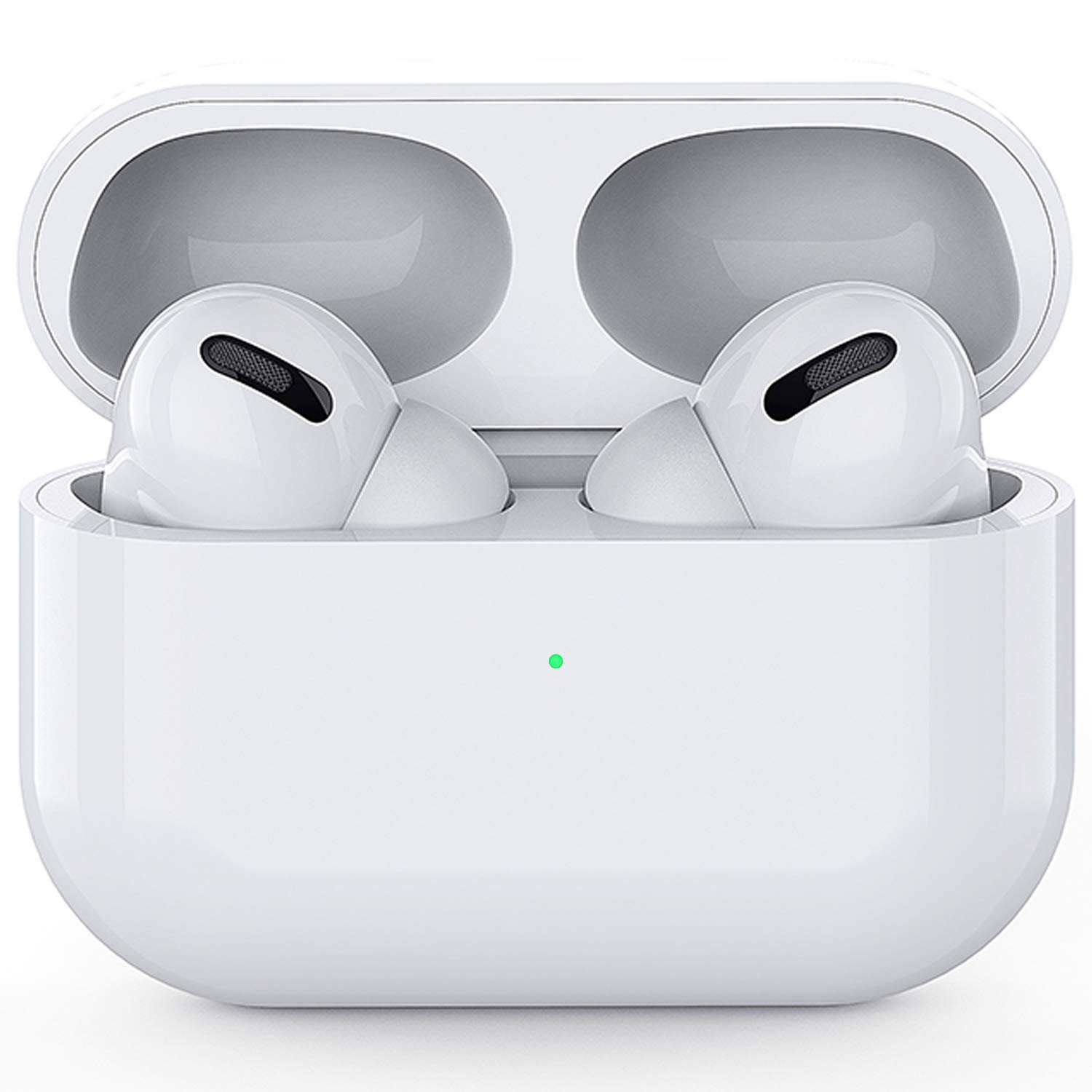 Wireless Earbuds Headphones Bluetooth 5.0 Earbuds with Mic Smart Noise Reduction (Fast Charging Case) Auto Pairing in-Ear ...
