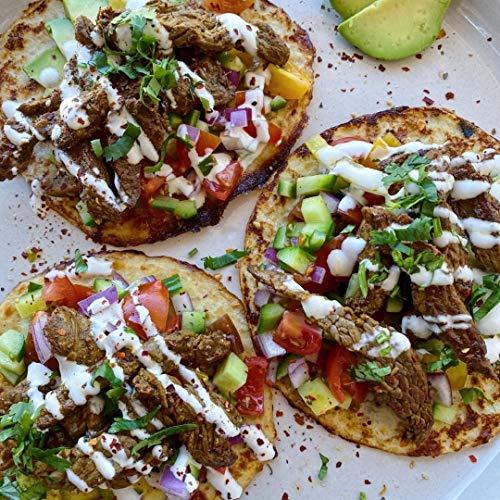 Product Image 7: Cali'flour Foods Tortillas (Original, 24 Count) – Keto Friendly, Low Carb, Gluten Free | Cauliflower Tortillas