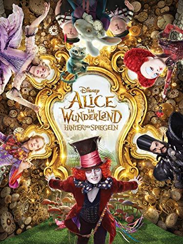 Alice im Wunderland: Hinter den Spiegeln [dt./OV]