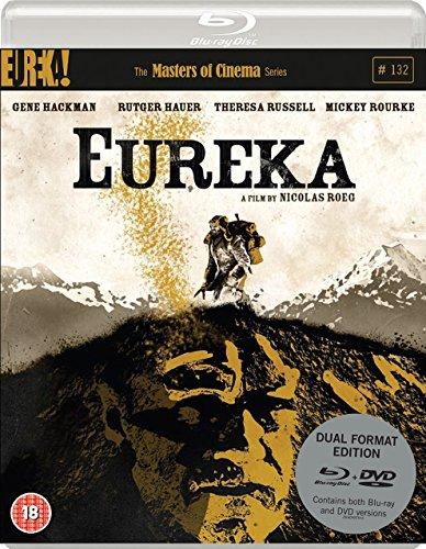 Eureka (1983) [Masters of Cinema] Dual Format (Blu-ray & DVD) UK-Import, Sprache-Englisch.