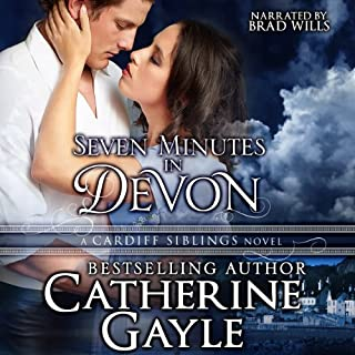 Seven Minutes in Devon audiobook cover art