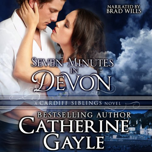 Seven Minutes in Devon audiobook cover art