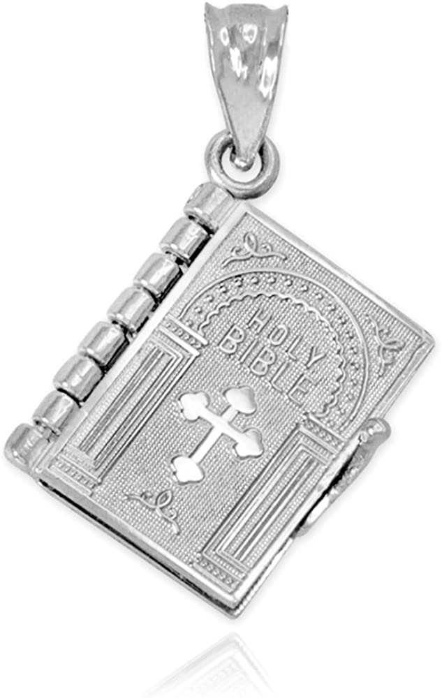 Religious Jewelry by FDJ Polished Holy New product! New type 3D Silve Silver Cheap bargain Sterling